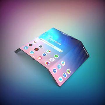 samsung galaxy fold 2 ohebny telefon