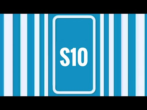Samsung Galaxy S10 Official Warm-up Video - 10 years of Waiting