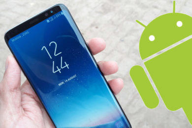 samsung galaxy s8 android 9 pie aktualizace