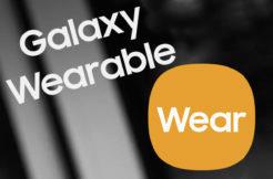 samsung galaxy wearable aplikace samsung one ui