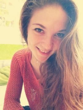 selfie fotografie s barevným filtrem
