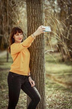 selfie honor 10 lite