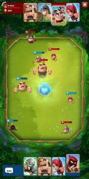 Smashing Four android hra 03