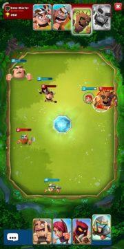 Smashing Four android hra 04