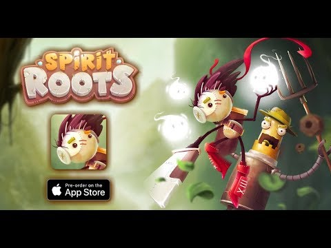 Spirit Roots Game Official Trailer Video