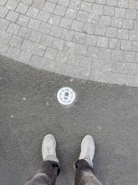 Šroubek 1x zoom huawei p30 pro fotografie