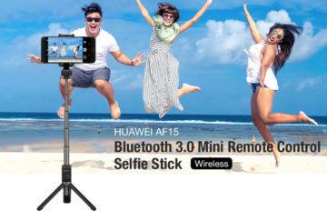 stativ a selfie tyč Huawei