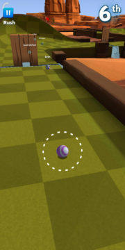 Tipy na Android hry - Golf Battle 01