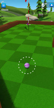 Tipy na Android hry - Golf Battle 06