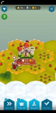 Tipy na Android hry - Hexonia 01