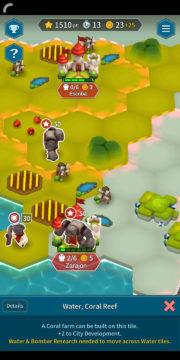 Tipy na Android hry - Hexonia 02