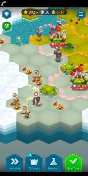 Tipy na Android hry - Hexonia 03