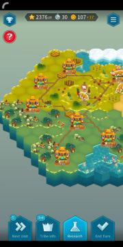 Tipy na Android hry - Hexonia 04