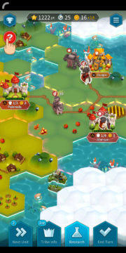 Tipy na Android hry - Hexonia 05