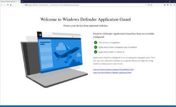 windows defender chrome firefox