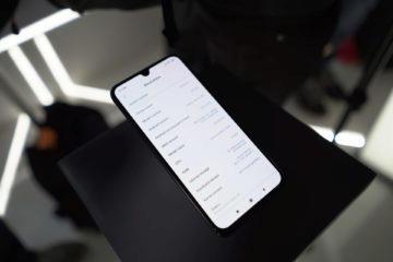 Xiaomi Mi 9 první pohled informace o systemu
