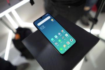 Xiaomi Mi 9 první pohled miui 10