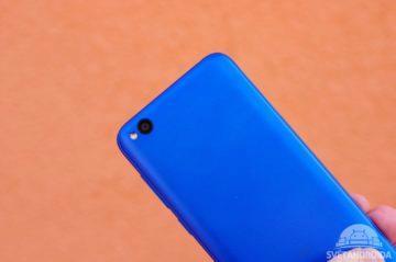 Xiaomi Redmi Go fotoaparát