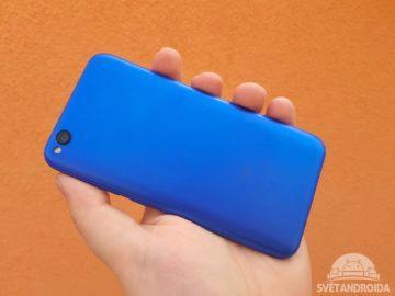 Xiaomi Redmi Go zadní strana