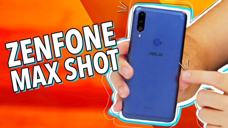 ZENFONE MAX SHOT - UNBOXING E HANDS ON