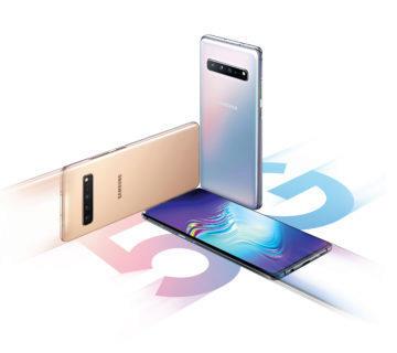 5G verze samsung galaxy s10