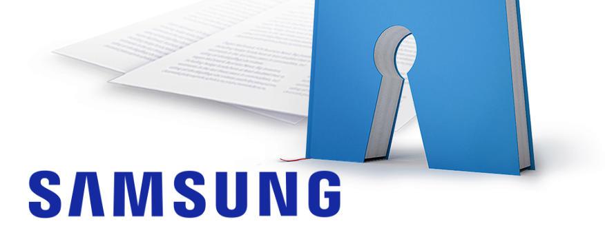 Aktualizace na Samsung telefonech