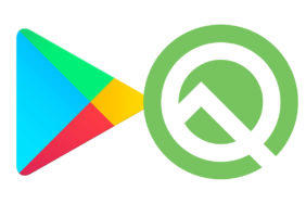 android q systemove aktualizace google play