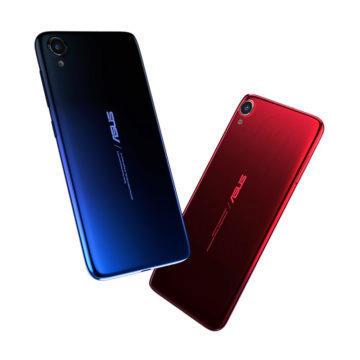 Asus Zenfone Live L2 design