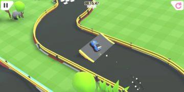 Best Rally - Android hra 03