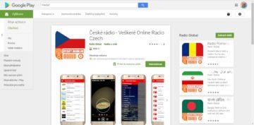 České rádio – Veškeré Online Radio Czech