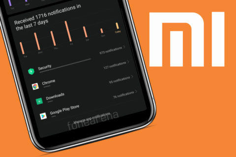 digital wellbeing xiaomi miui 10