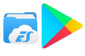es file manager google play