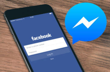 facebook chat integrace messengeru