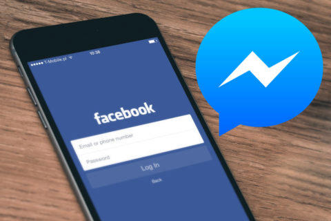 facebook chat integrace messengeru