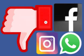 facebook nefunguje whatsapp instagram