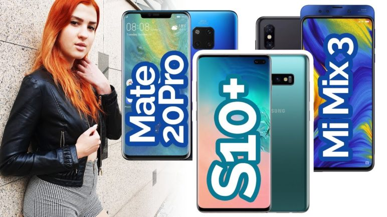 Fototest Samsung Galaxy S10 Plus vs Huawei Mate 20 Pro vs Xiaomi Mi Mix 3