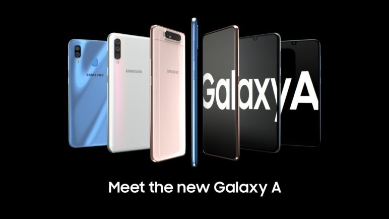 Galaxy A: Meet the new Galaxy A