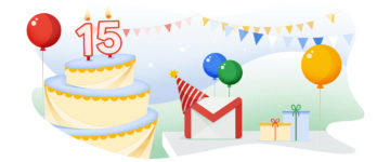 gmail slavi 15 let