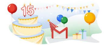 gmail slavi 15 let