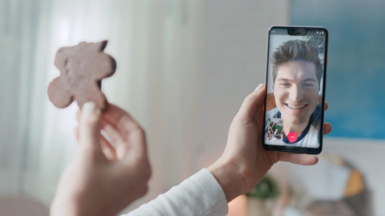Google Duo: Video call this holiday