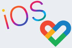 google fit apple iphone ios
