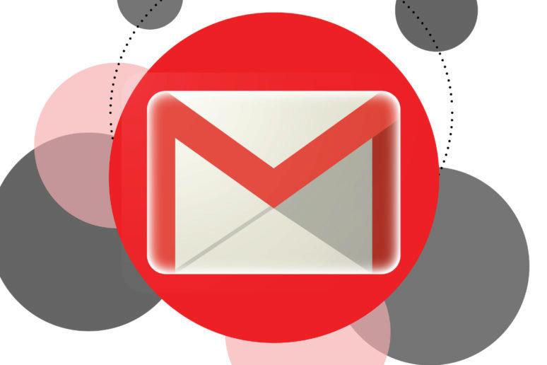 google gmail 15 let