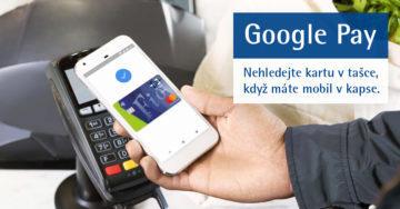google pay fio banka