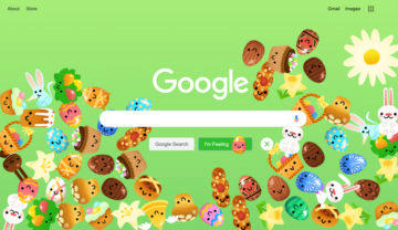 google velikonocni nedele hlavni stranka