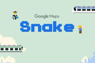had v mapach google hra