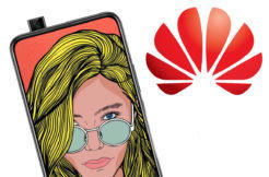 huawei p smart z design telefonu