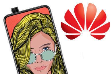 huawei p smart z design telefonu