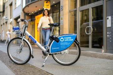 Jak si půjčit kolo Nextbike? Vyzkoušeli jsme bikesharing v praxi