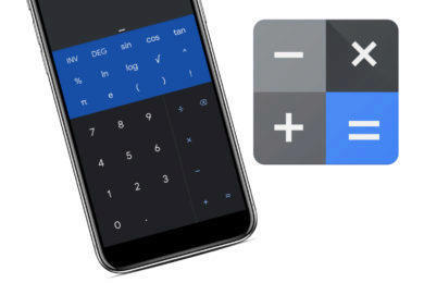 kalkulacka od googlu podpora tmaveho rezimu