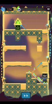Lemmings – Android hra 06